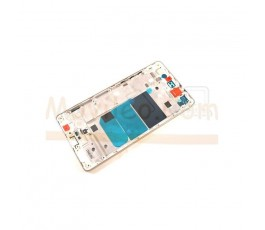 Marco Intermedio para Huawei Ascend P8 Lite Blanco - Imagen 1