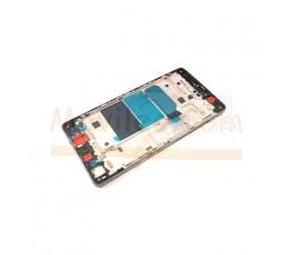 Marco Intermedio para Huawei Ascend P8 Lite Negro - Imagen 1