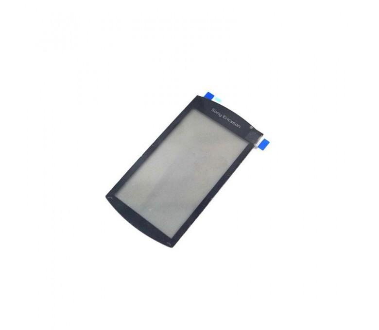 Pantalla Tactil Negro Sony Ericsson  Vivaz u5 u5i - Imagen 1