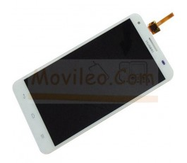 Pantalla Completa Huawei Ascend G750 Honor 3X Blanco - Imagen 1