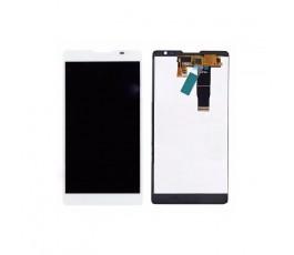 Pantalla Completa para Huawei Ascend Mate 2 Blanca - Imagen 1