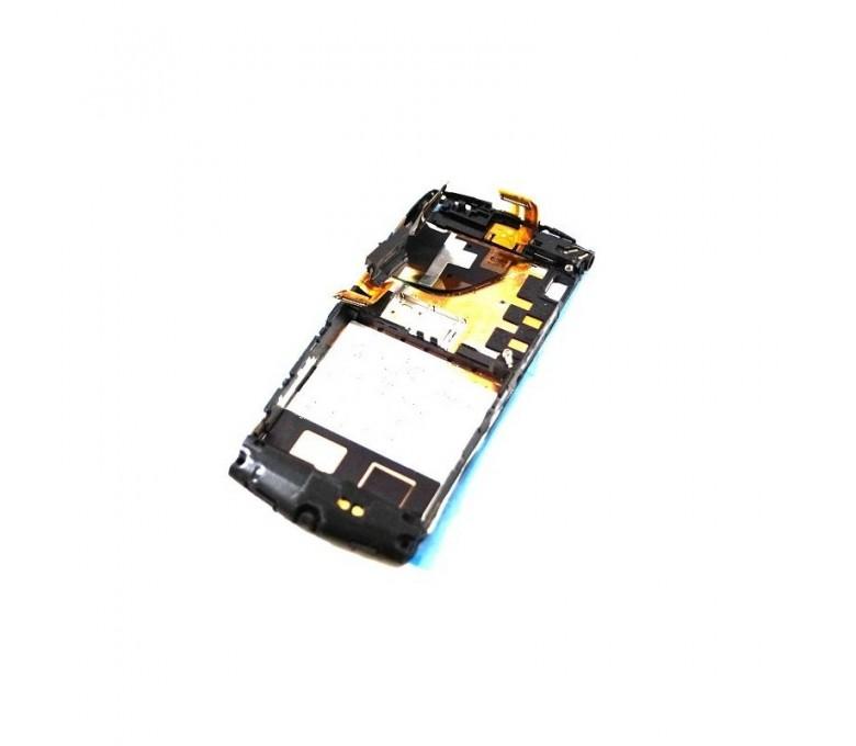 Modulo Pantalla Lcd Con Marco y Flex para Sony Ericsson Vivaz U5 U5i - Imagen 1