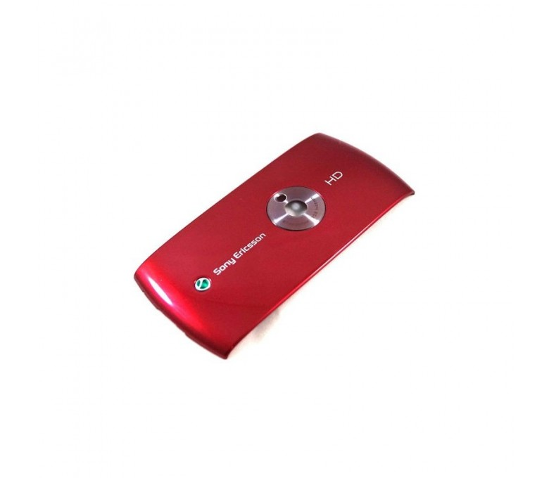 Tapa Trasera de Desmontaje  para Sony Ericsson Vivaz U5 U5i Roja - Imagen 1