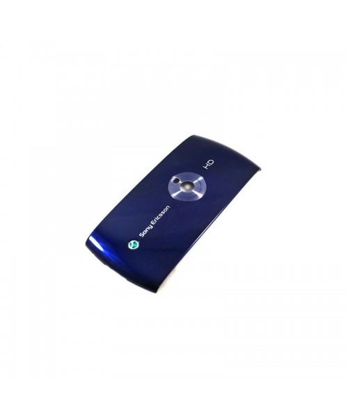 Tapa Trasera de Desmontaje  para Sony Ericsson Vivaz U5 U5i Azul - Imagen 1