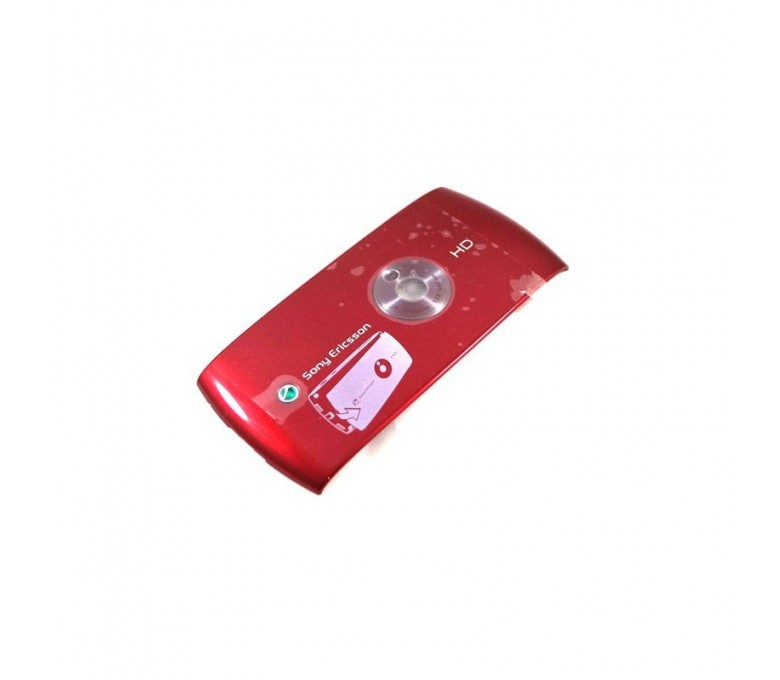 Tapa Trasera para Sony Ericsson Vivaz U5 U5i Roja - Imagen 1
