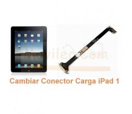 Cambiar Conector de Carga iPad-1 - Imagen 1