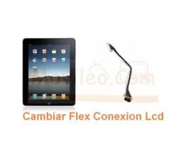 Cambiar Flex Conexion Lcd iPad-1 - Imagen 1