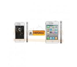 CAMBIAR PANTALLA DE TU IPHONE 4g 4s BLANCO EN 1 HORA - Imagen 1