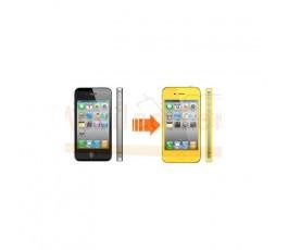 Cambiar su iPHONE 4g 4s a AMARILLO - Imagen 1
