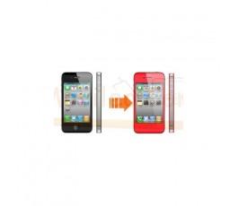 Cambiar su iPhone 4g 4s a ROJO - Imagen 1