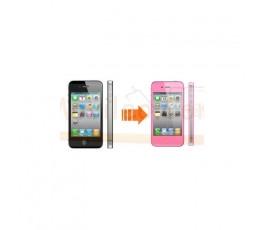 Cambiar su iPhone 4g 4s a ROSA - Imagen 1