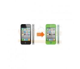 Cambiar su iPhone 4g 4s a VERDE - Imagen 1