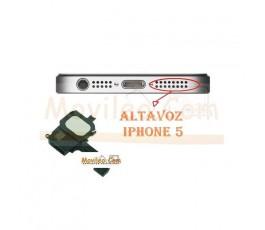 Cambiar Altavoz iPhone 5 - Imagen 1
