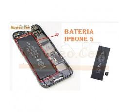 Cambiar Bateria iPhone 5 - Imagen 1
