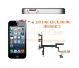Cambiar Boton de Encendido iPhone 5 - Imagen 1