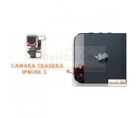 Cambiar Camara Trasera iPhone 5 - Imagen 1