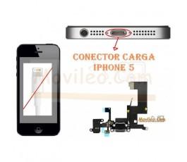 Cambiar Conector de Carga iPhone 5 - Imagen 1