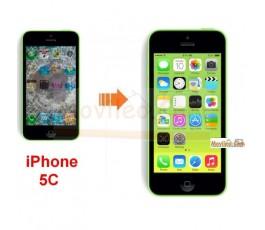 Cambiar Pantalla Completa iPhone 5C - Imagen 1