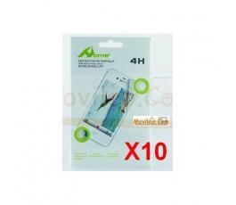 Pack 10 Protectores de Pantalla Transparente iPhone 5C - Imagen 1