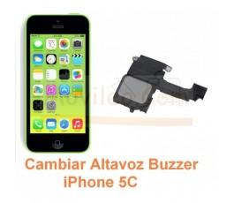 Cambiar Altavoz iPhone 5C - Imagen 1