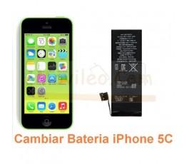 Cambiar Bateria iPhone 5C - Imagen 1