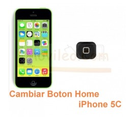Cambiar Boton Home iPhone 5C - Imagen 1