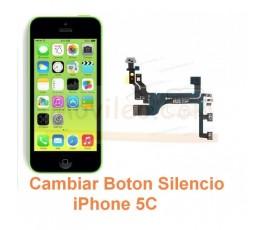 Cambiar Boton Silencio iPhone 5C - Imagen 1