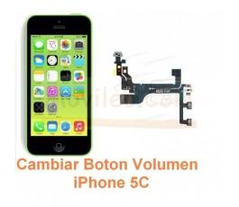 Cambiar Boton Volumen iPhone 5C - Imagen 1