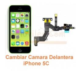 Cambiar Camara Delantera iPhone 5C - Imagen 1