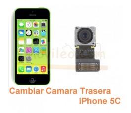 Cambiar Camara Trasera iPhone 5C - Imagen 1