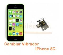 Cambiar Vibrador iPhone 5C - Imagen 1