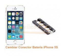 Cambiar Conector Bateria iPhone 5S - Imagen 1
