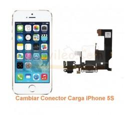 Cambiar Conector Carga iPhone 5S - Imagen 1