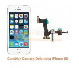 Cambiar Camara Delantera iPhone 5S - Imagen 1