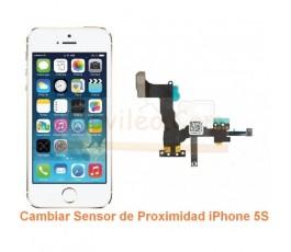 Cambiar Sensor de Proximidad iPhone 5S - Imagen 1