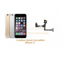 Cambiar Boton Encendido iPhone iPhone 6 - Imagen 1