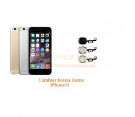 Cambiar Boton Home iPhone 6 - Imagen 1