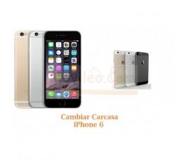 Cambiar Carcasa Trasera iPhone 6 - Imagen 1