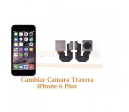 Cambiar Camara Trasera iPhone 6 Plus + - Imagen 1