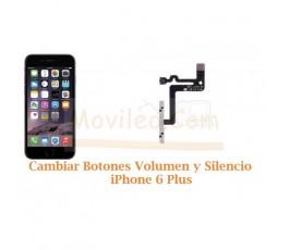 Cambiar Botones Volumen y Silencio iPhone 6 Plus + - Imagen 1