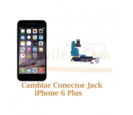 Cambiar Conector Jack iPhone 6 Plus + - Imagen 1