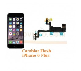 Cambiar Flash iPhone 6 Plus + - Imagen 1