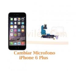Cambiar Microfono iPhone 6 Plus + - Imagen 1