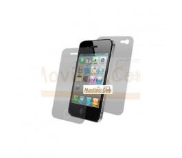 Protector de Pantalla Doble Transparente iPhone 4g 4s - Imagen 1