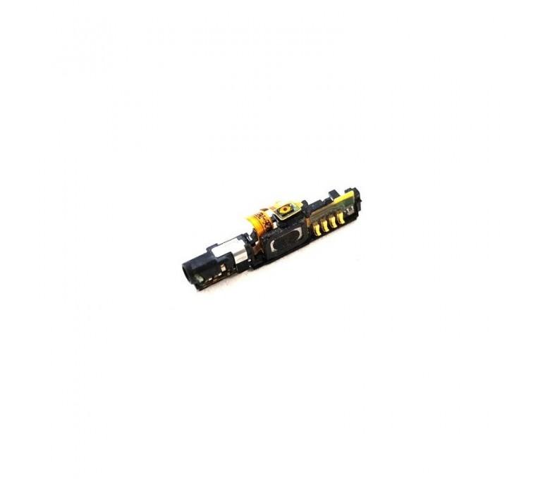Modulo Boton Encendido y Auricular Altavoz para Sony Ericsson Vivaz U5 U5i - Imagen 1