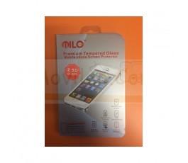 Protector Cristal Templado Transparente de 2.5D para Samsung S4 Mini i9190 i9195 - Imagen 1