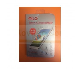 Protector Cristal Templado Transparente de 2.5D para Samsung Note 3 N9000 N9005 - Imagen 1