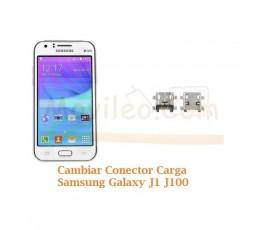 Cambiar Conector Carga Samsung Galaxy J1 J100 - Imagen 1