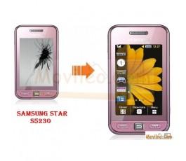 CAMBIAR PANTALLA LCD SAMSUNG STAR S5230 - Imagen 1