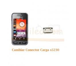 Cambiar Conector Carga Samsung Star s5230 - Imagen 1